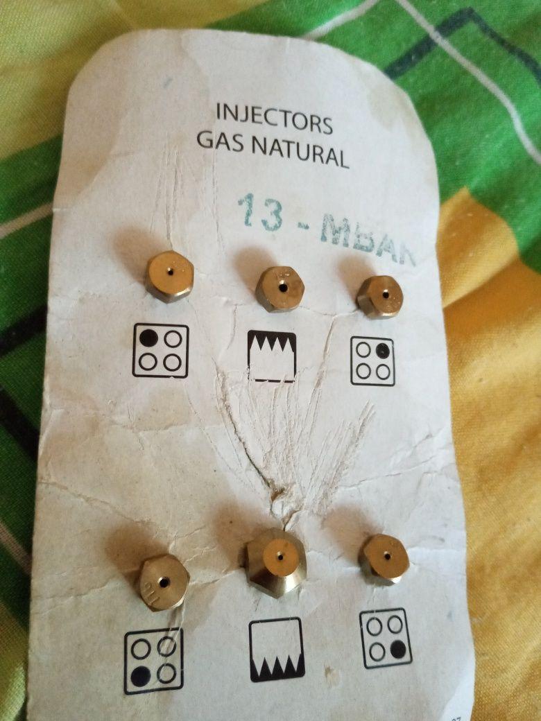 Набор Инжекторов для импортной газовой плиты