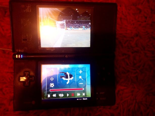 consola de joc NINTENDO DS /volan si pedale gaming SUBSONIC