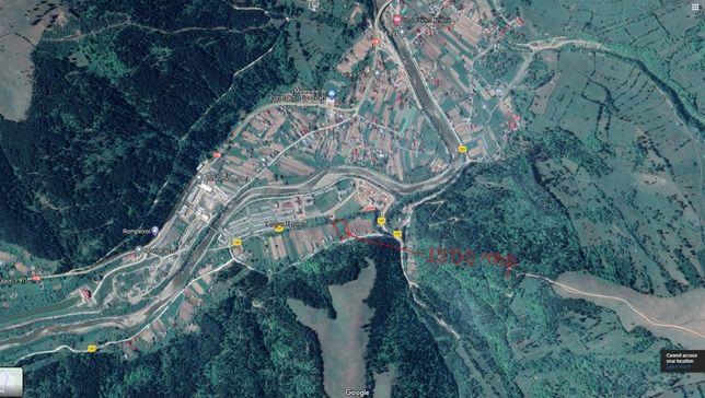 Teren Poiana Teiului - Neamt 3500 mp