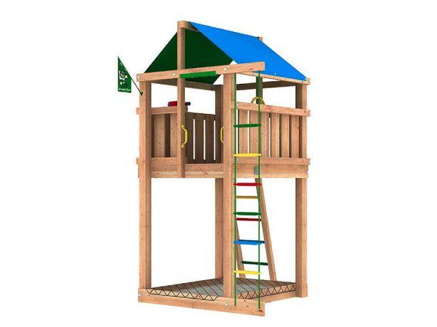 Turn copii Jungle Gym Lodge - Livram in Toata Tara Spatii de Joaca