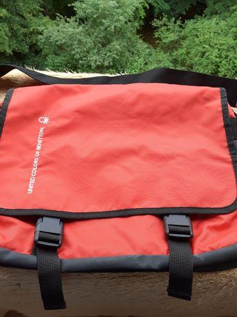 Оригинална Benetton чанта