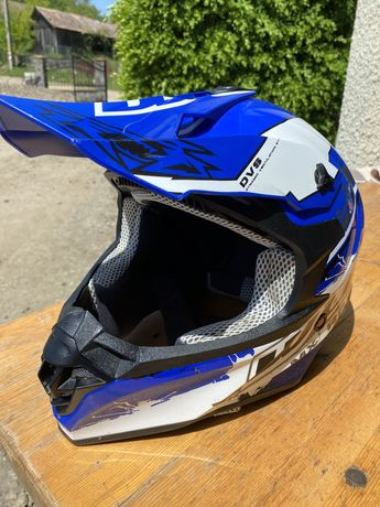 Casca off road PRO Wolf MX