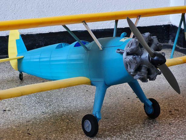 Avion Stearman PT-17 Kaydet dupa planurile 3DLabPrint