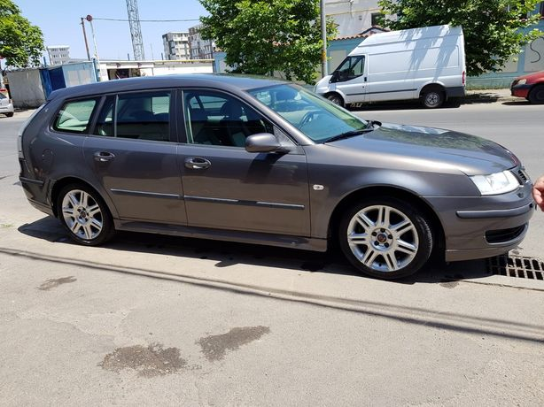saab 9 3 vector sport , 1.9 turbo diesel break, 150cp