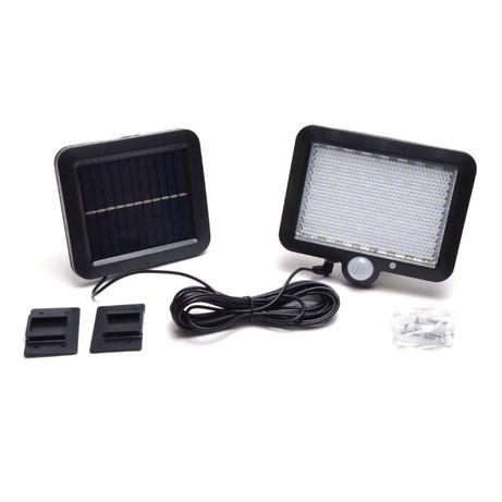 Мощна соларна лампа с три режима на работа и фотоклетка