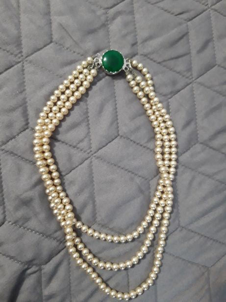 Colier de perle Sarah Coventry