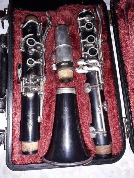 Clarinet Yamaha Cl
