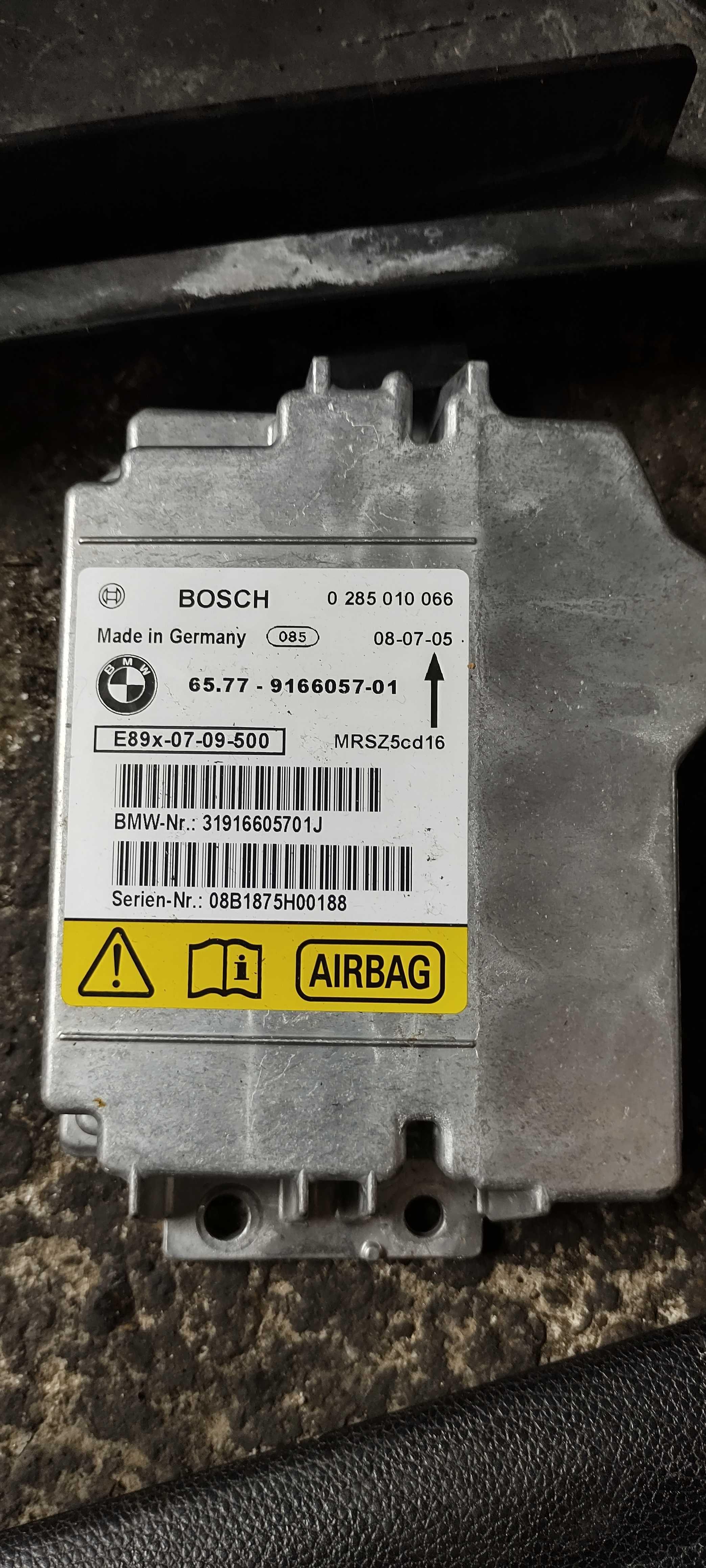 Аербег модул - /БМВ/BMW/- е81 123d N47D 204кс.