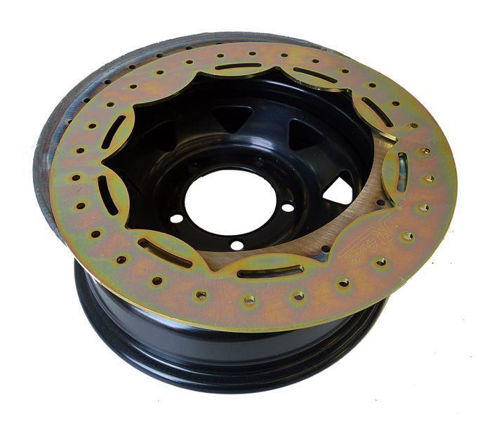 Kit beadlock off road Raptor 4x4 pentru 4 jante diametru 15-16-17 inch