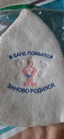 Продам шапку для бани