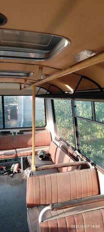 Салон автобус Паз 3205
