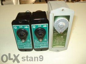 Продавам пресостати Hed 20 A31 / 200, Wadovice и Mertik