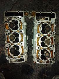 Цилиндрови глави мерцедес Е класа W210 2.8 V6 бензин