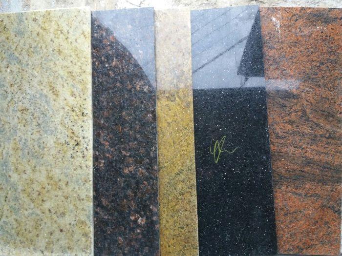 granit Tan Brown/rosu multicolor/ivory/granit placaj pardoseli