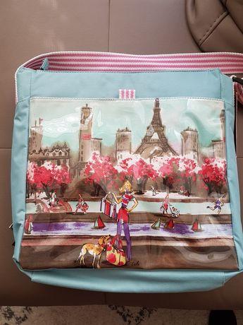 Чанта за бебешки принадлежности Lulu Australia