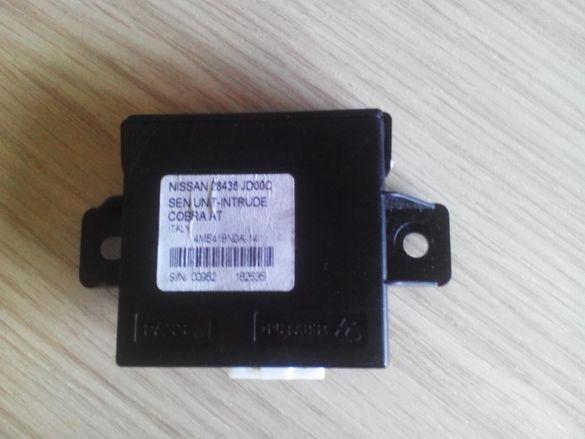 NISSAN QASHQAI Anti-theft control unit 28436JD00C 4M5418N0A14
