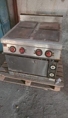 Печь плита электрическая