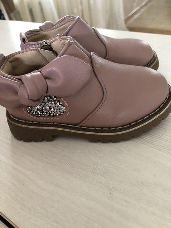 Детская обувь, весна