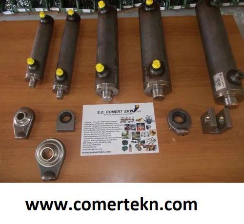 cilindri hidraulici, cilindru hidraulic spargator lemne cupa tractor