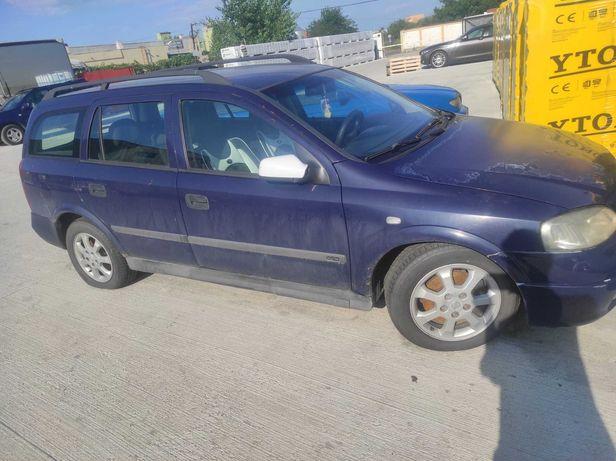 Dezmembrez Opel Astra G Caravan-2000 diesel
