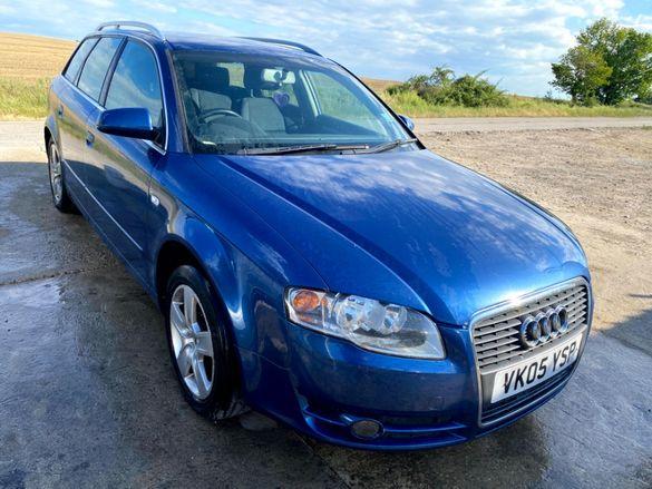 Продавам Audi A4 1.9 TDI 116 k.s,. 5 sk., 05g., Ауди А4 1.9 ТДИ, 116к.