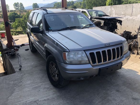 Продавам Jeep Grand Cherokee WJ 4.7 на части