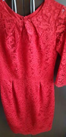 Rochii noi rosii, marimea 36 si 40