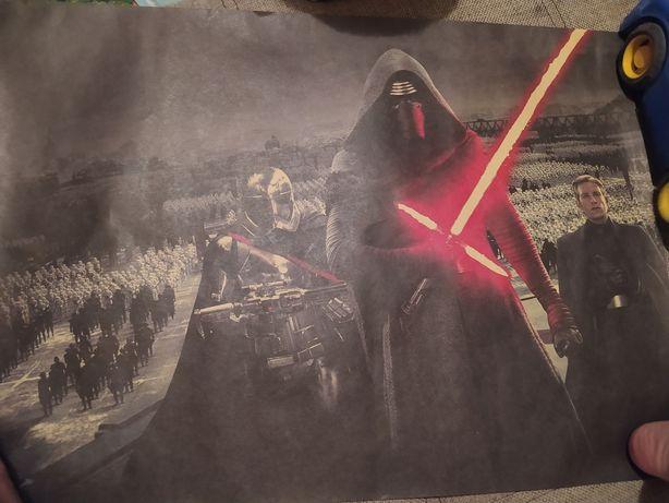 Продам плакат звездные войны