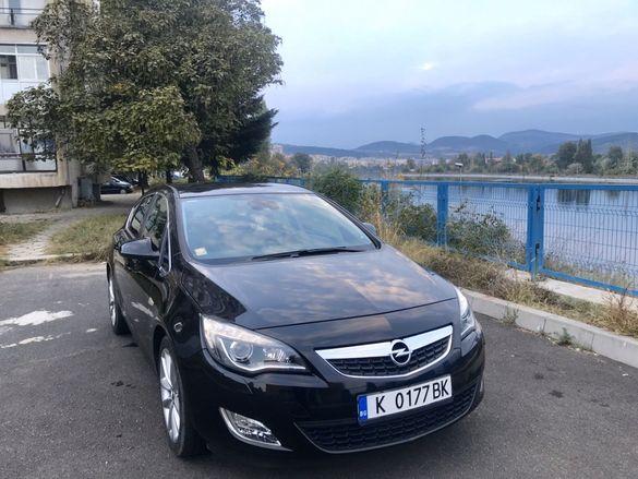 Opel Astra Sport 1.7 cdti