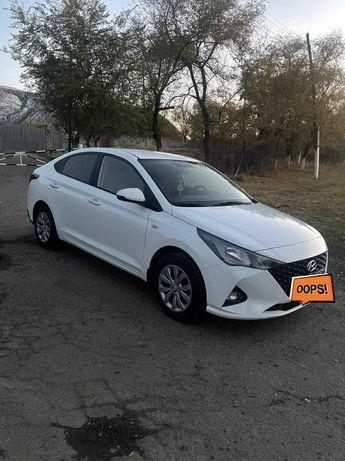 Машина в идеальном состоянии Hyundai accent