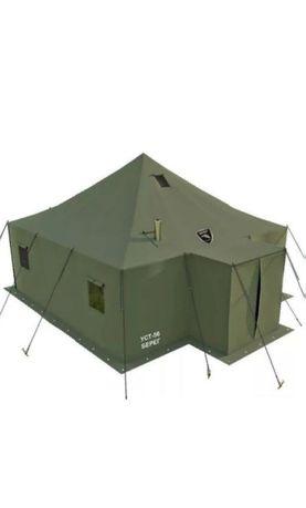 Палатка армейская брезентовая 4.7х4.7м. +Подарок!