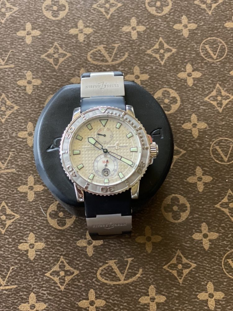 Мъжки часовник: Ulysse nardin maxi marine diver