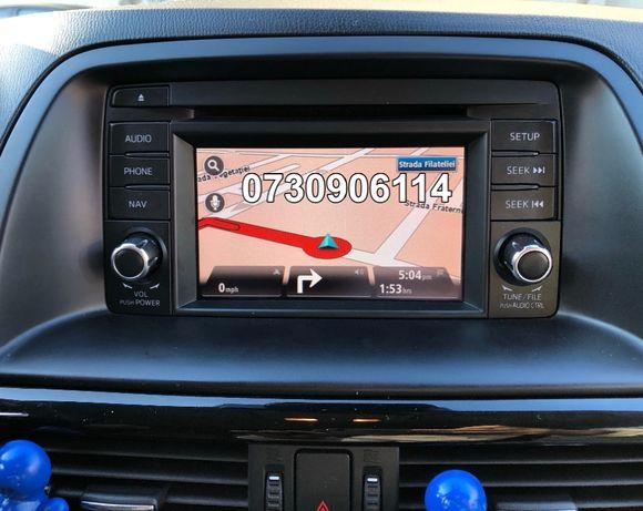 SD Card navigație Mazda 6 CX-5 CX-9 NB1 TomTom Europa + România 2020