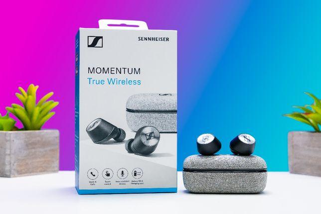 Casti SENNHEISER Momentum True Wireless noi nefolosite SIGILATE