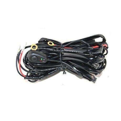 Комплект окабеляване за LED барове, халогени, фарове, крушки и др.