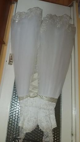 Vand rochie mireasa nunta veta CRAVATA URGENT!!! PURTAT O SINGURA DATA