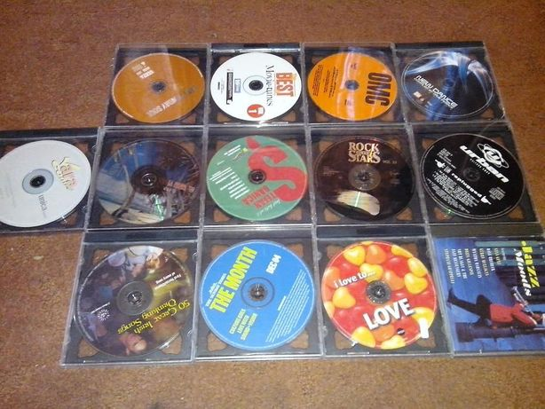 cd uri originale cu muzica