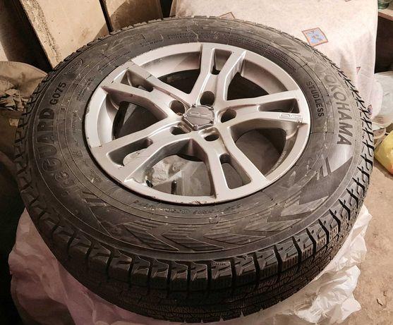 Комплект зимних колес R16