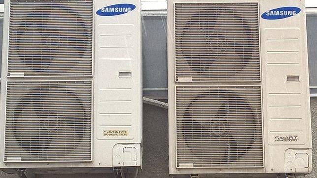 climatizare aer conditionat duct 48000 btu, ventilator apa pulverizare