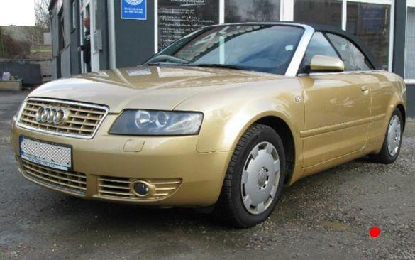 Audi A4 3.0 i V6 на части