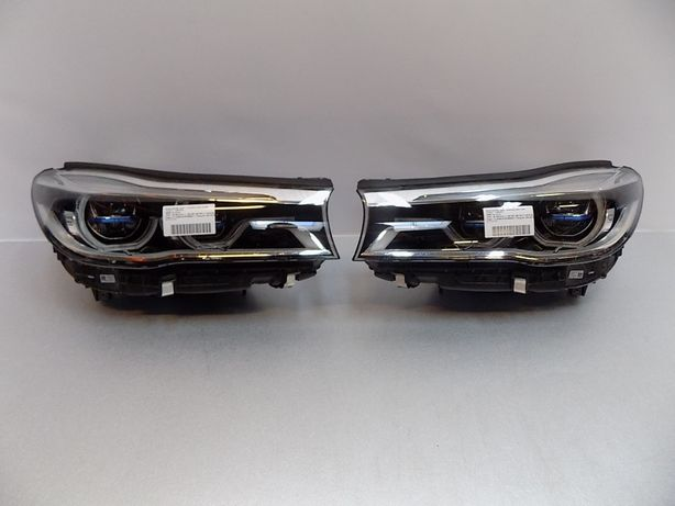 BMW 7 G11 G12 LASER LED LASERLIGHT far faruri xenon led modul tms
