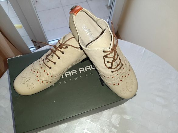 Дамски обувки тип Оксфорд