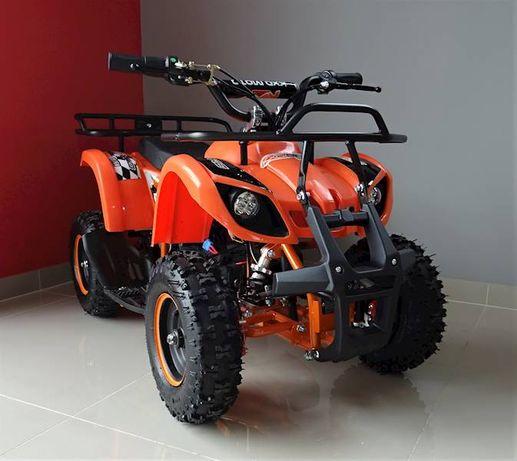 ATV electric pentru copii KXD Torino M5 800W 36V #Portocaliu