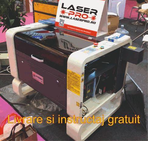 Pe stoc! Gravator laser co2 60x40, 90x60 si 130x90, 300x150 cm