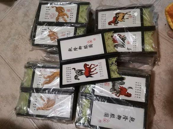 Китайски менюта лот
