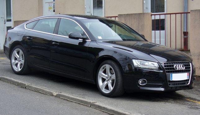 Dezmembrez Audi A5, 4 usi, an 2010