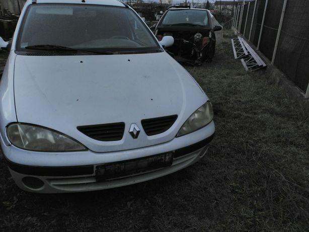 Dezmembrez Renault Megane 1.9dTi