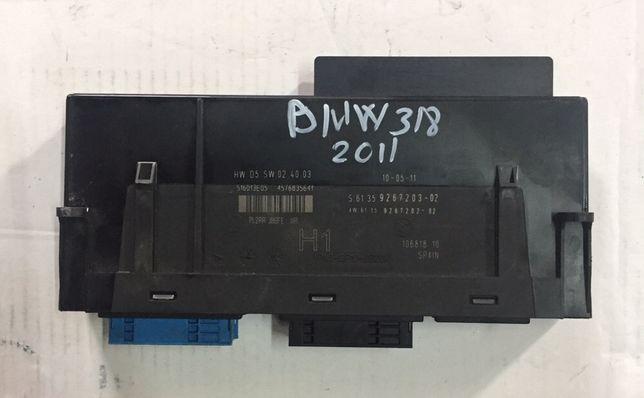 Calculator modul confort ORIGINAL BMW E90 cod. 106818