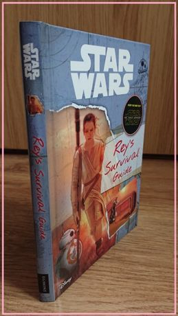 "STAR WARS - Rey's Survival Guide"" (The Force Awakens)"