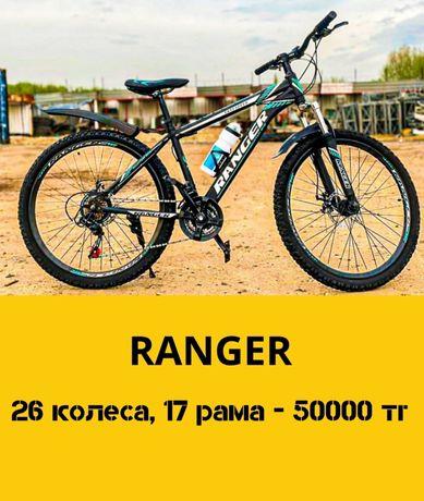 Велосипеды новые в наличии. Купить велосипед в Алматы.